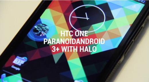 Paranoid Android su HTC One: ecco un nuovo video