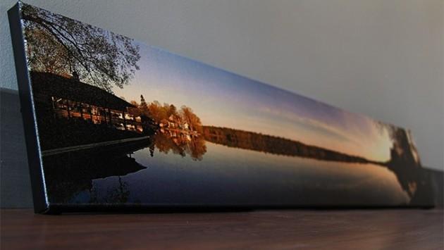 HTC One: ecco una stampa da 46 pollici di una fotografia scattata con la fotocamera dello smartphone