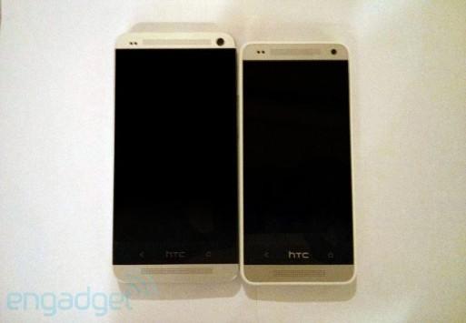 HTC One Mini: ecco una nuova immagine e conferme sulle specifiche tecniche