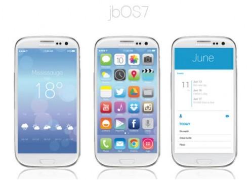Trasformate Android in iOS 7 con il tema per Nova Launcher: jbOS7