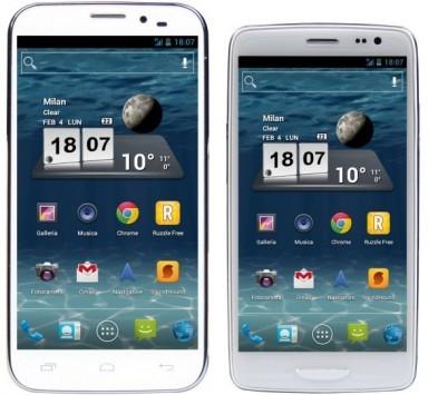 Mediacom presenta ufficialmente PhonePadDuo G530 e PhonePadDuo S500