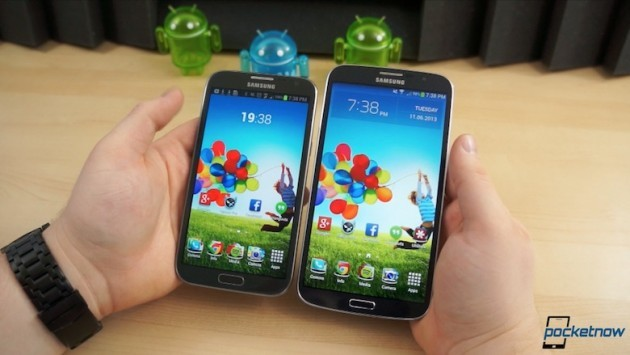 Samsung Galaxy Mega 6.3 vs Samsung Galaxy Note II: ecco un nuovo video confronto