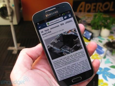 Samsung Galaxy S4 Mini, Active, Galaxy Tab 3 8.0 e 10.1: ecco primi hands-on