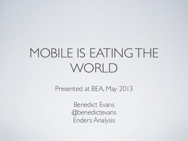mobile eating world