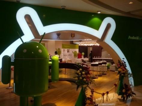 Google: in arrivo un nuovo Android store