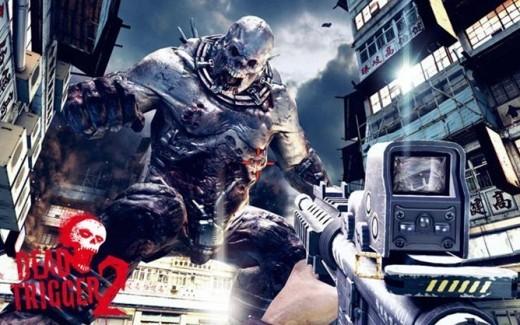 Dead Trigger 2 si mostra in un primo video con ottimizzazioni per Tegra 4