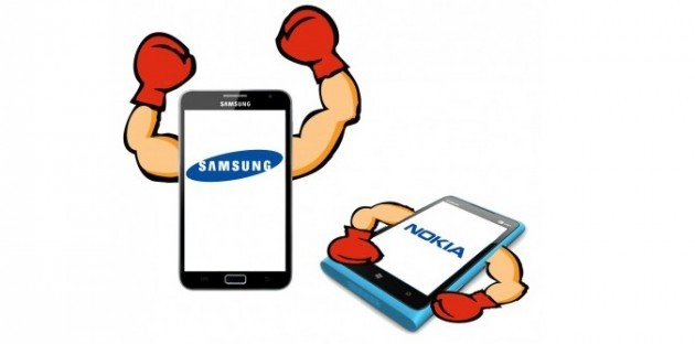Nokia prende in giro Samsung per il nuovo Galaxy S4 Zoom
