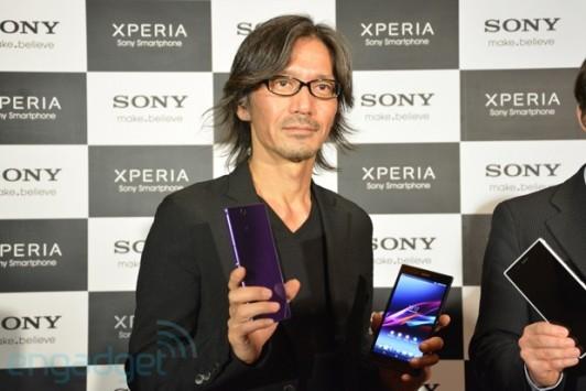Jun Katsunuma parla del design del nuovo Sony Xperia Z Ultra