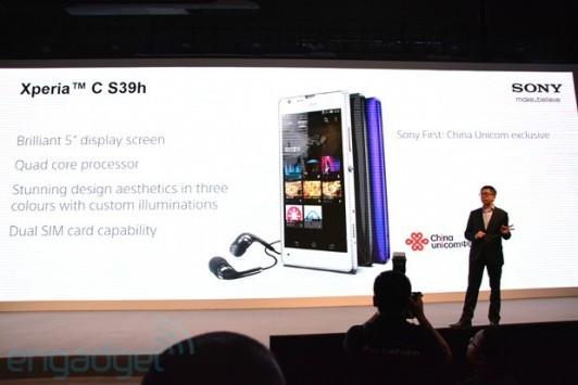 Sony Xperia C S39h e Xperia SP M35t Ufficiali: ecco due nuovi smartphone per l'Asia