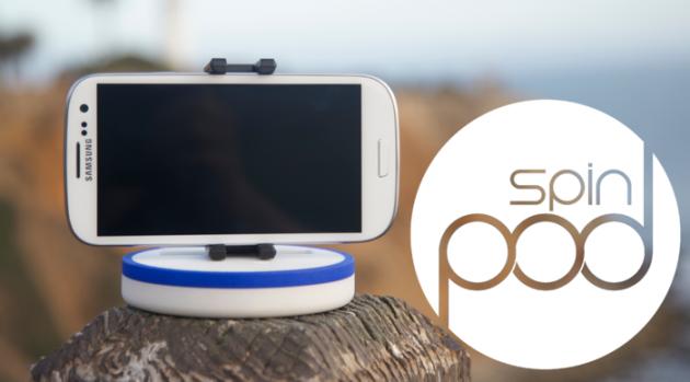 Spinpod: da Kickstarter ecco un nuovo accessorio per i nostri panorami