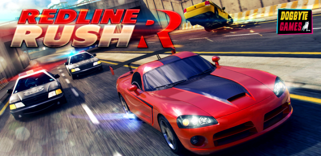 Redline Rush: un gioco di corse in stile Burnout arriva sul Play Store
