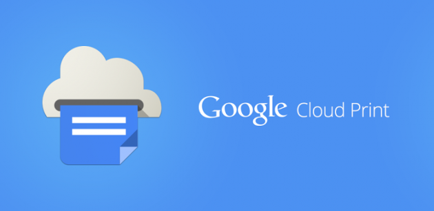 Google rilascia l'app ufficiale di Cloud Print sul Play Store