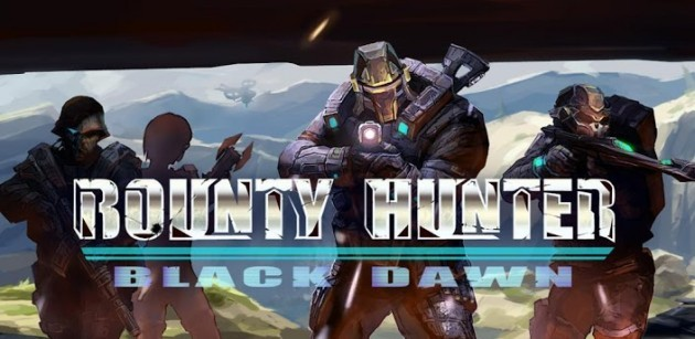 Bounty Hunter: Black Dawn: ecco un nuovo FPS fantascientifico