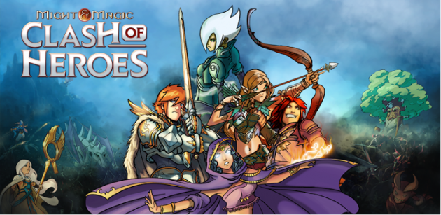 Might & Magic Clash of Heroes: un nuovo gioco a turni di Ubisoft arriva sul Play Store