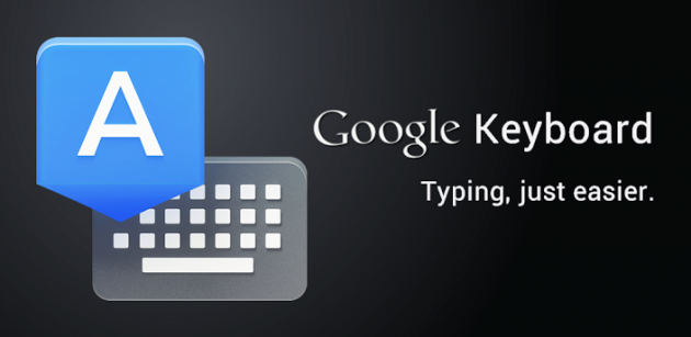 Google Keyboard: la tastiera Google arriva sul Play Store [Download]