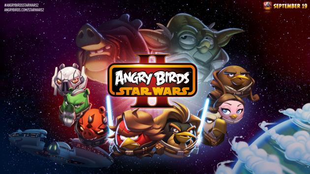 Rovio annuncia ufficialmente Angry Birds: Star Wars 2