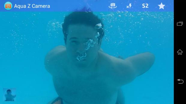 Sony Xperia Z: ecco le foto subacquee grazie ad Aqua Z Camera