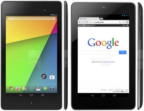 Nexus 7 2013 vs. Nexus 7 2012: le caratteristiche