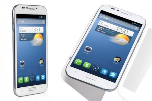 Karbonn Titanium S9: ecco un nuovo clone del Galaxy Note 2
