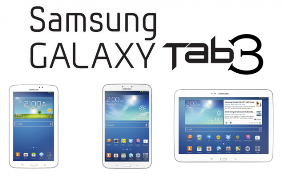 Samsung Galaxy Tab 3 7.0 e 8.0: ecco nuovi video hands-on