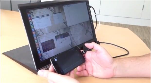 Ubuntu in esecuzione su Nexus 4 [Video]
