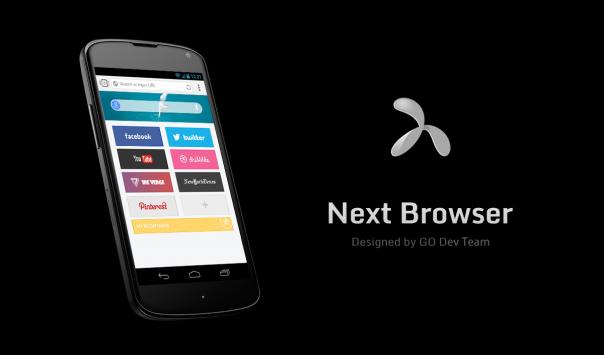 Next Browser: disponibile un nuovo ed importante update
