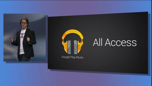 Google Play Music All Access presto in arrivo anche in Italia