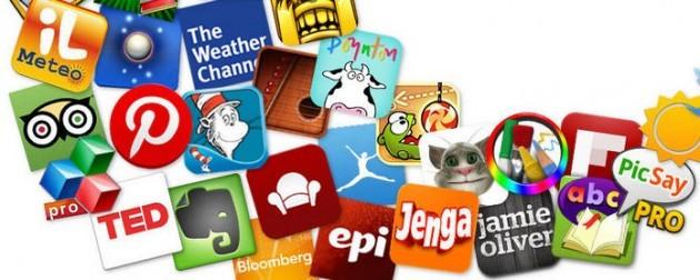 Gartner prevede 102 miliardi di download dagli store di applicazioni per dispositivi mobile