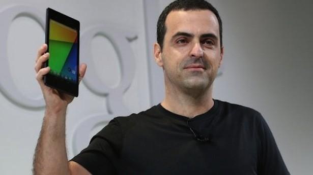 Hugo Barra spera che in futuro arrivi un tablet Android con la qualità costruttiva del One