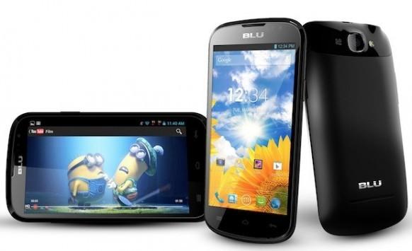 BLU Dash 4.5: smartphone da 4.5