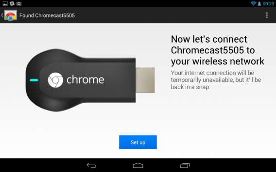 Chromecast: ecco un video-walkthrough che ne mostra il funzionamento