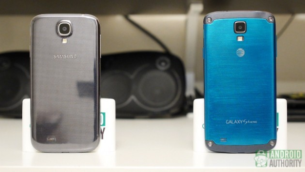 Samsung Galaxy S4 vs Samsung Galaxy S4 Active: ecco un ultimo video confronto