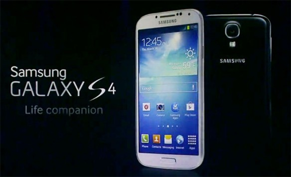 Galaxy S4: ecco lo screenshot di Android 4.3