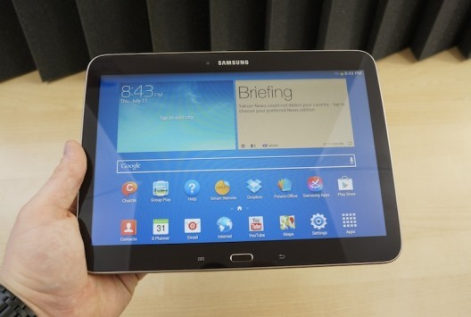 Samsung Galaxy Tab 3 10.1: ecco un nuovo video unboxing