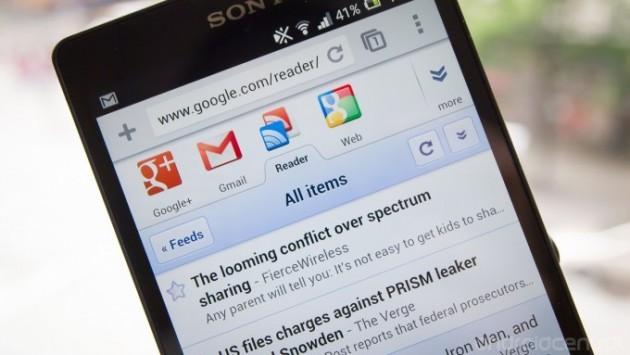 Google Reader oggi chiude i battenti