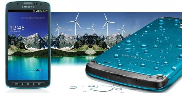 Samsung Galaxy S4 Active: ecco i primi test sulla batteria