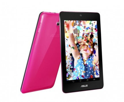 ASUS MeMO Pad HD 7 ufficialmente disponibile in Italia a 149 euro
