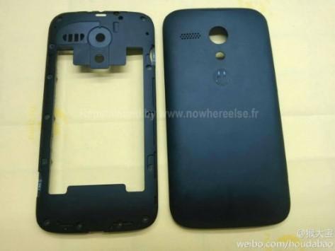 Motorola Moto X: nuove immagini trapelano in rete