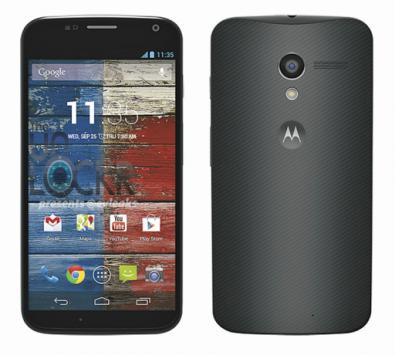 Diamo uno sguardo all'animazione di boot del Motorola Moto X