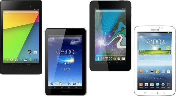 Mercato Tablet: Android cresce fino al 67% mentre iOS e Windows 8 calano