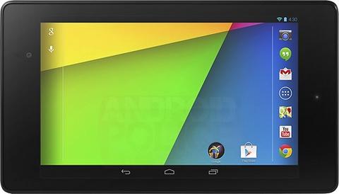 Ecco nuove immagini dell'ASUS Nexus 7 con un nuovo wallpaper