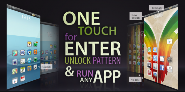 LockScreen Free: ecco una nuova modalità di sblocco per i nostri device