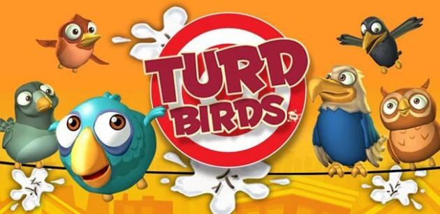 Turd Birds: gratis su Play Store, siete un uccello e dovrete