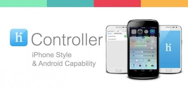 Il Control Center di iOS 7 arriva anche su Android