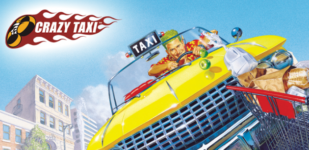 Crazy Taxi arriva sul Google Play Store