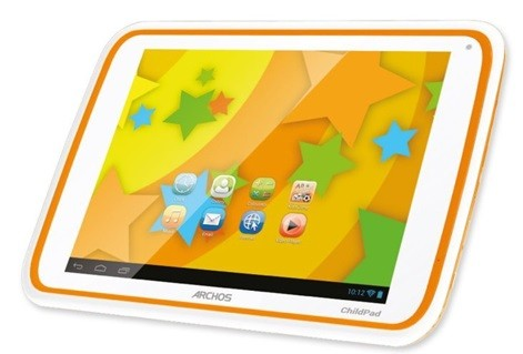 Archos Childpad 80 disponibile in Europa