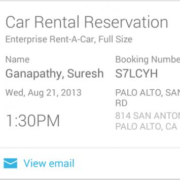 Google Now si aggiorna con nuove carte e la possibilità di condividere il tragitto giornaliero