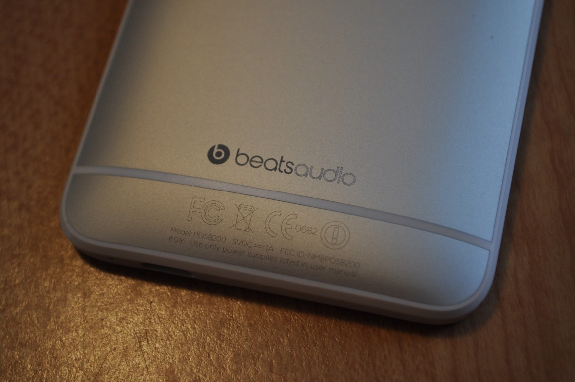 LA QUALITA' AUDIO IN GENERALE DI HTC ONE MINI E' MOLTO ALTA, GRAZIE ANCHE ALLA PARTNERSHIP CON BEATS AUDIO