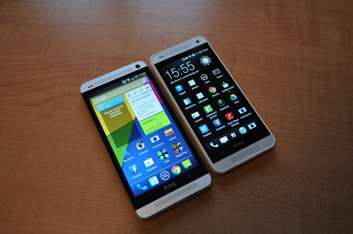 PROPRIO COME HTC ONE, HTC ONE MINI HA UN OTTIMO DISPLAY
