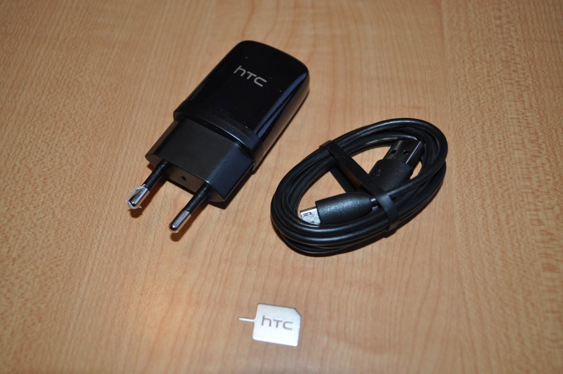 CONTENUTO CONFEZIONE HTC ONE MINI